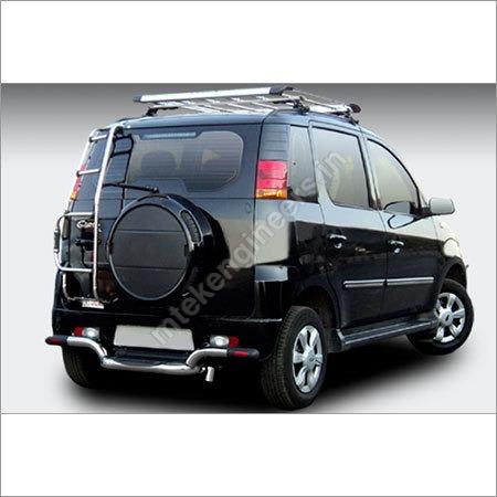 SUV Bumperguard
