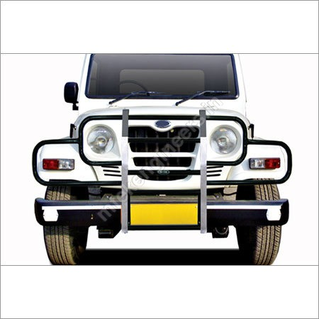 Jeep Bumper Guards