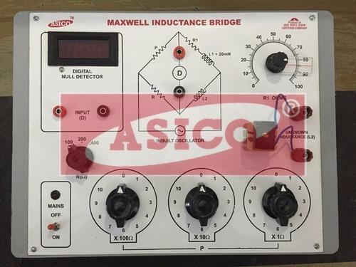 Maxwell Inductance Bridge