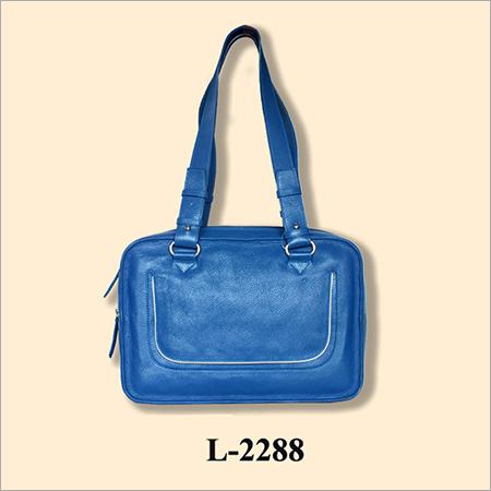 Royal Blue Leather Handbags