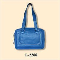 Royal Blue Leather Handbags