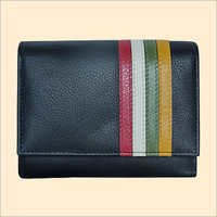 Ladies Bifold Leather Wallets