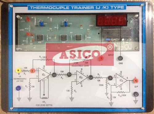 Thermocouple Transducer Trainer