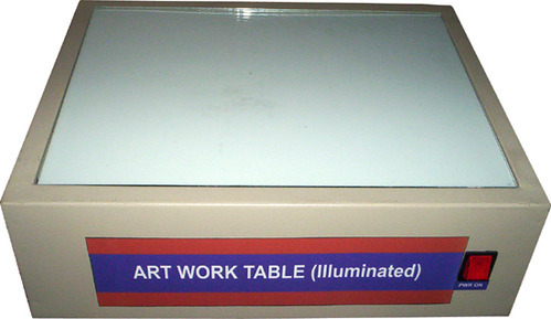Art Work Table