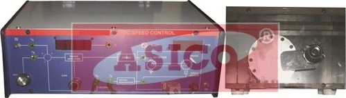 DC Speed Control System Trainer