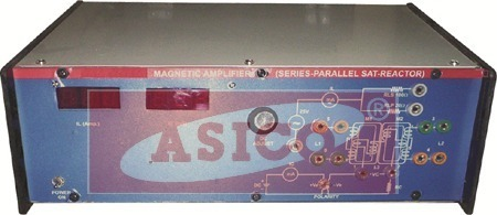 Magnetic Amplifier Trainer Series & Parallel
