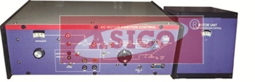 AC Motor Position Control System Trainer
