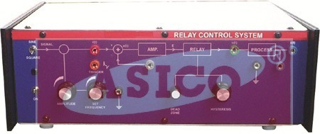 Relay Control System Trainer