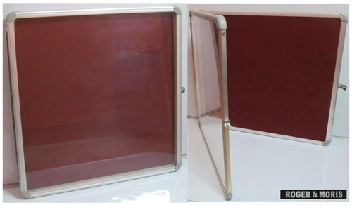 Notice Board With Acrylic Cover