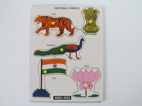 Nationals Symbols Puzzle