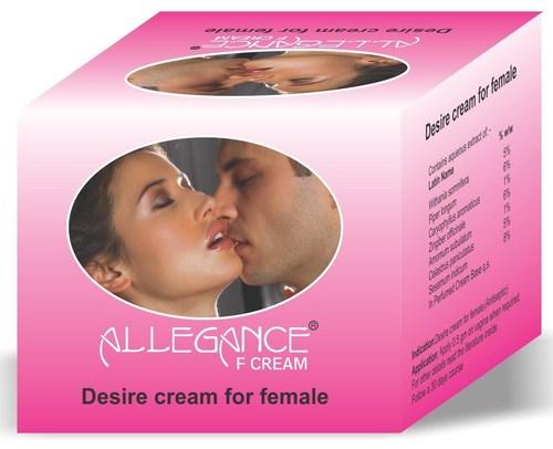 Allegance F Desire Cream