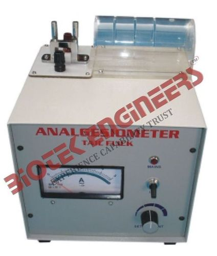 Tail Flicker Type Analgesiometer
