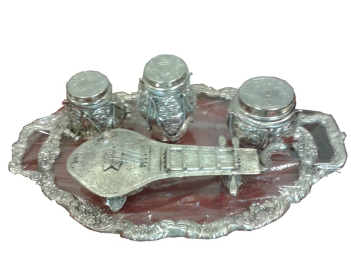 Musical set with tray-5005