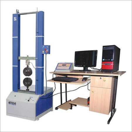 Digital Computerized Tensile Testing Machines