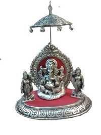 Ridhi Sidhi Singhasan Ganesh-5007