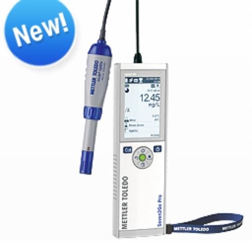 Seven2Go S9 ; Dissolved Oxygen portable meter
