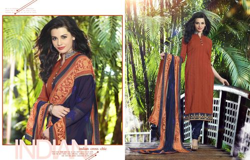 Stylish Cotton Salwar Kameez