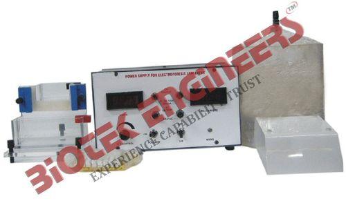 Paper Electrophoresis Apparatus