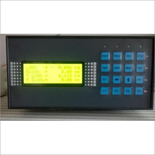 Tensile Testing Indicator