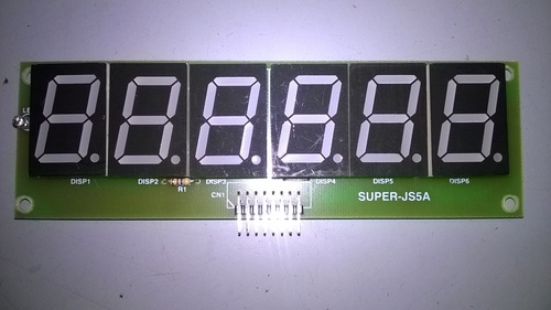1 Inch Display
