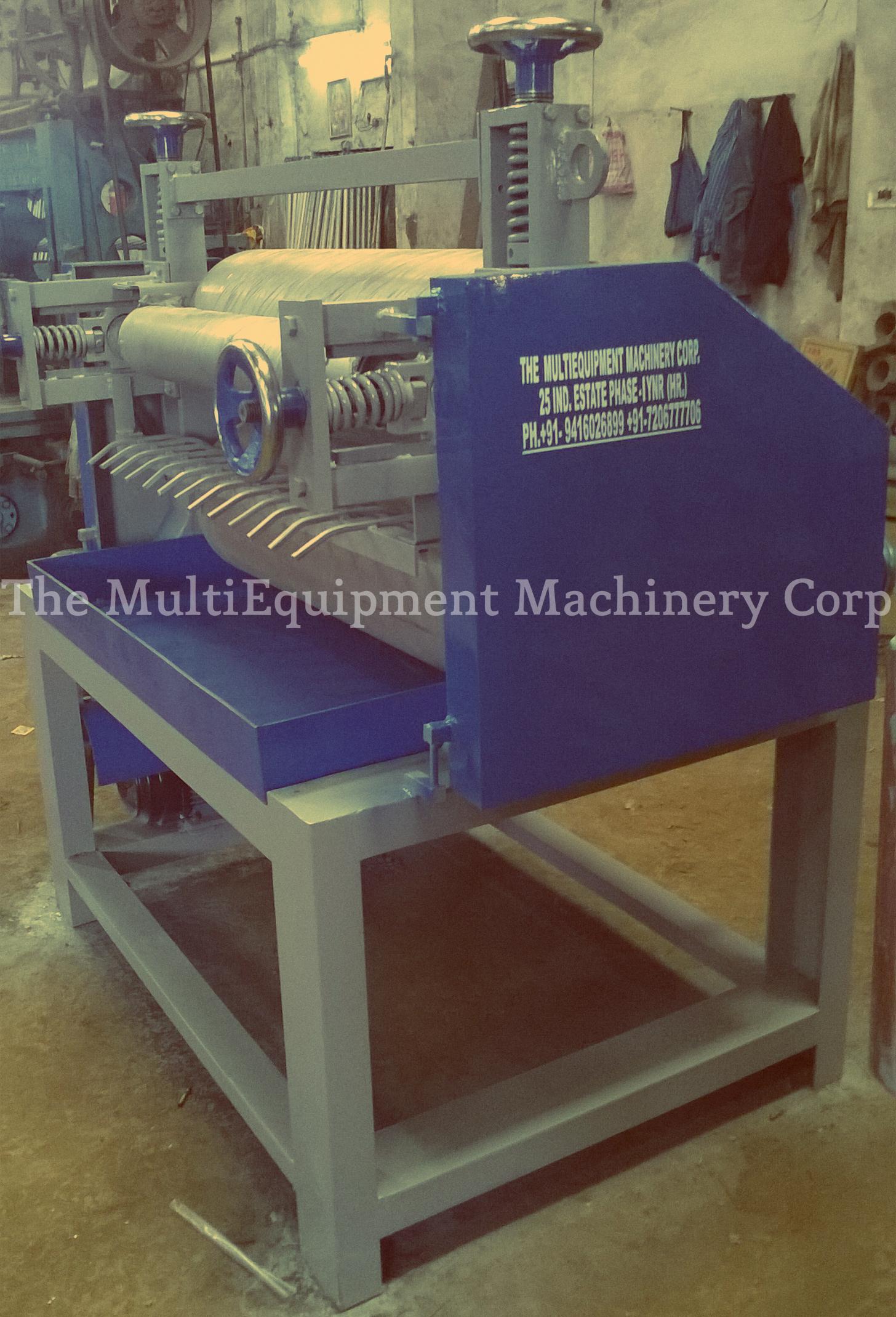 Glue Spreader Wood Working Machine