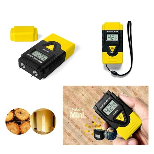 Digital Mini Moisture Meter