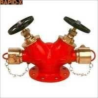 Double Way Haydrant Valve