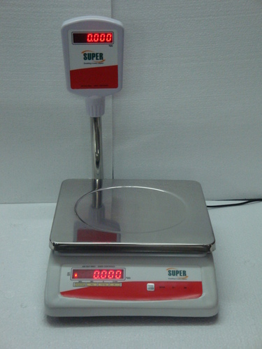 TABLE TOP REGULAR SCALE