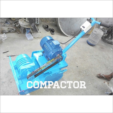 Vibrating Plate Compactor (Capacity 2 ton)