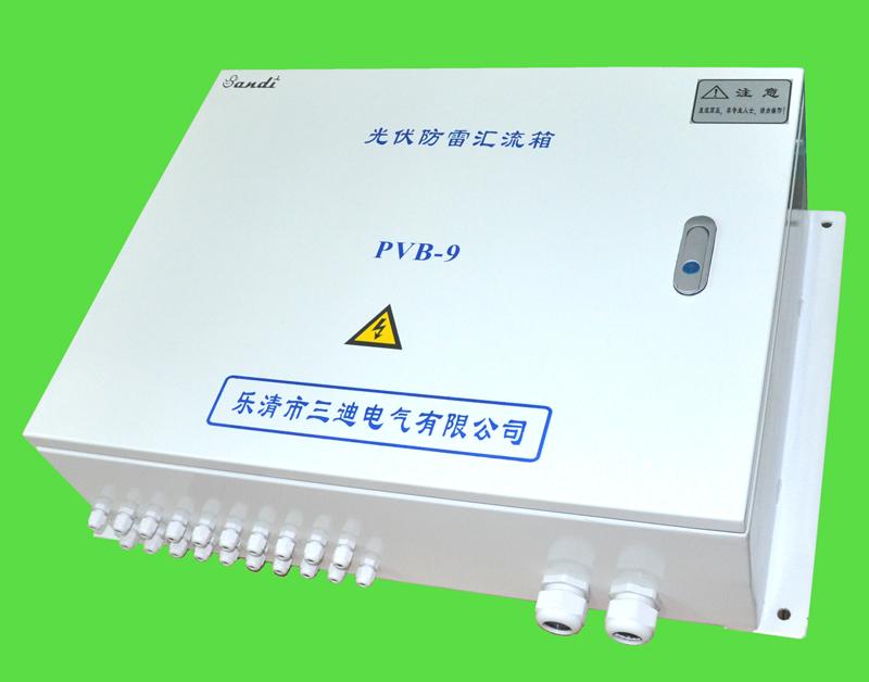 10 Strings PV Junction Box