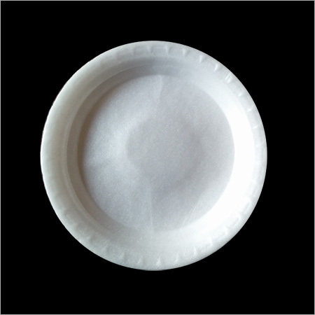 Round Disposable Plates