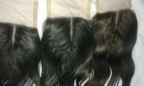 Lace Closures Virgin Human Hair