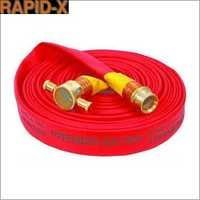 Externally Coated RRL Fire Hose