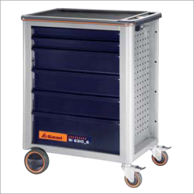 Roller Cabinet With Full Extension Drawers With TÜV  Gs Kitemark