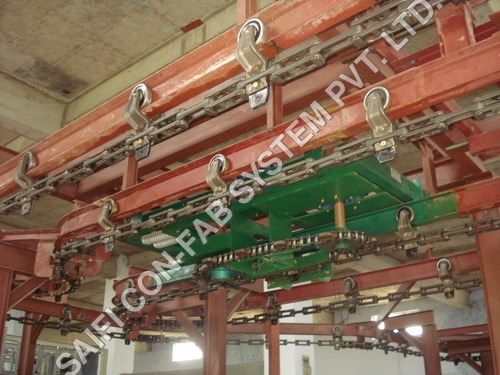 I-Beam X678 Conveyor