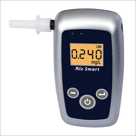 Alcohol Breath Analyser AT8060