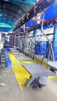 Material Transfer Conveyor