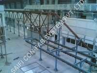 Industrial Overhead Conveyor