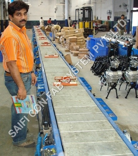 Motorcycle Assembly Conveyor
