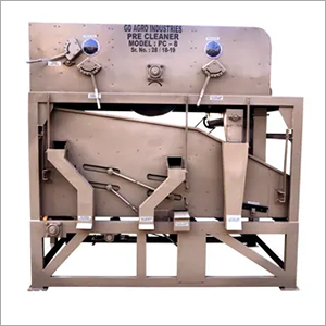Seed Pre Cleaner Model - Capacity 8 TPH