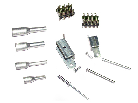 Alumunium Crimping Rivet Pin