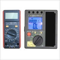 Digital LCR Meter / Insulation Tester