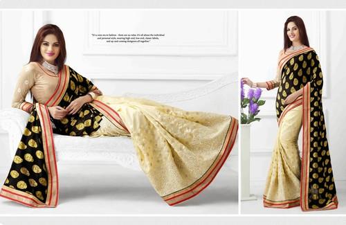 Wonderful Embroidered Saree