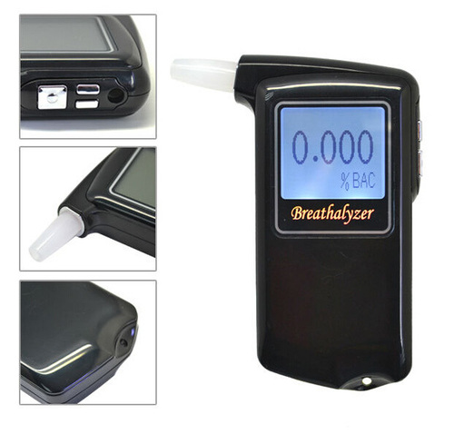 Alcoscan Breath Alcohol Tester