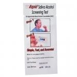 Rapid Alcohol Strip