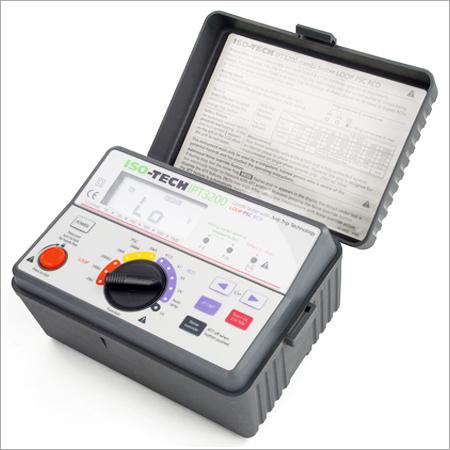 Loop Impedance Tester