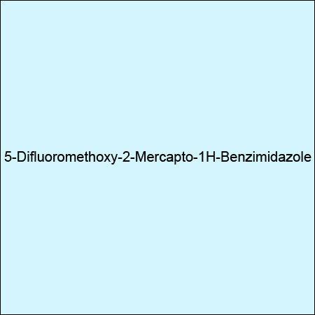 2 Mercapto 5 Methoxy Benzimidazole