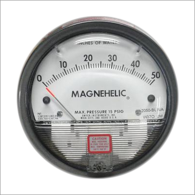 Magnehelic Differential Pressure Gauge Wholesaler