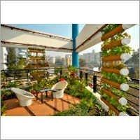 Balcony Landscape Gardening