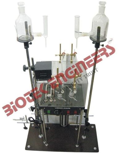 Perfusion Assembly /Lagendroff Assembly